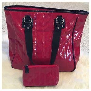 Handbags - Elizabeth Arden Tote bag and Small Cosmetic Bag